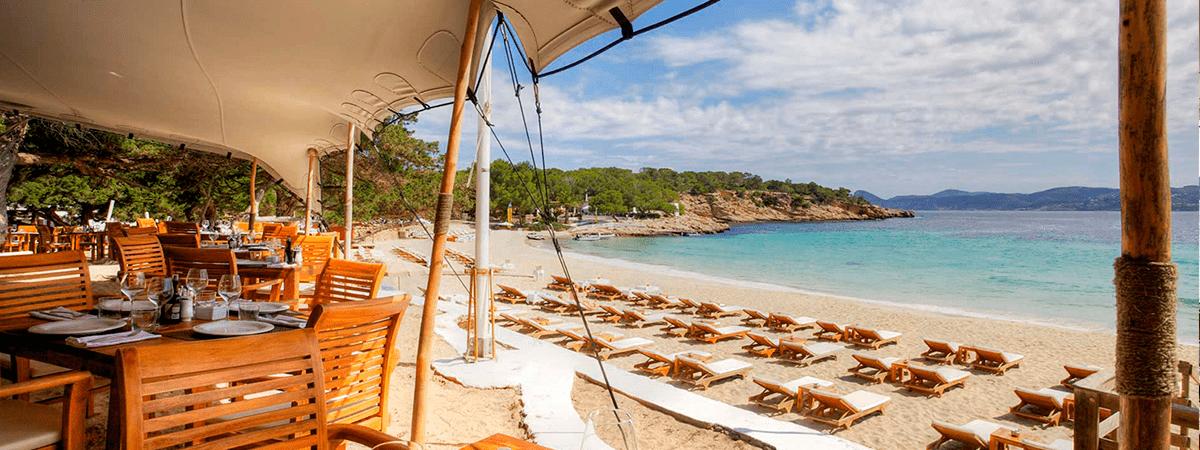 The best Beach Clubs in Ibiza - Ibiza Sun Apartments