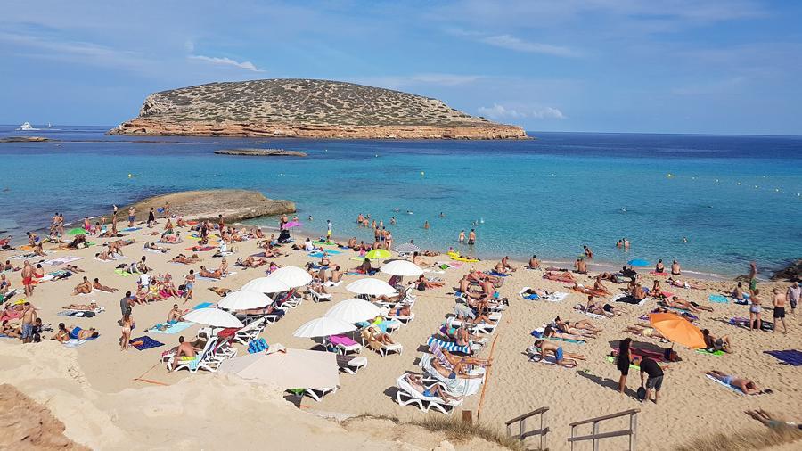 Ibiza by car cala comte