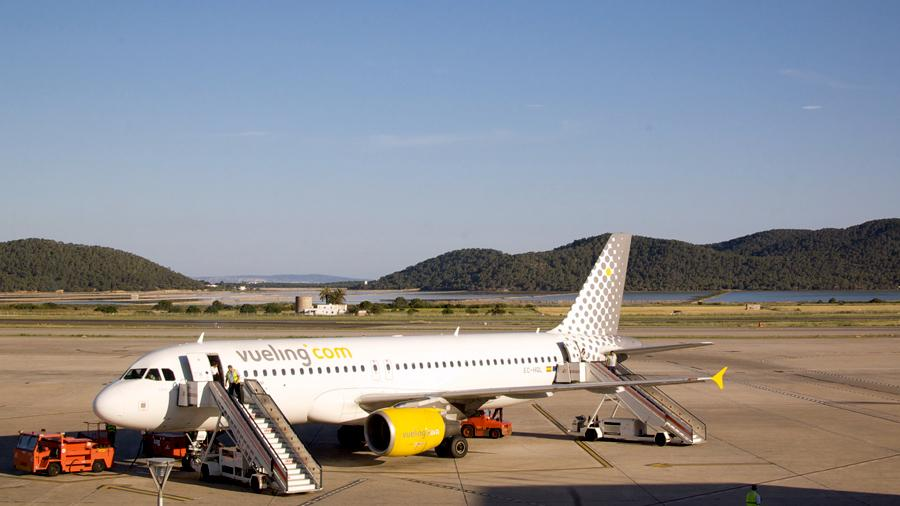 aiport ibiza flights 2018 vueling