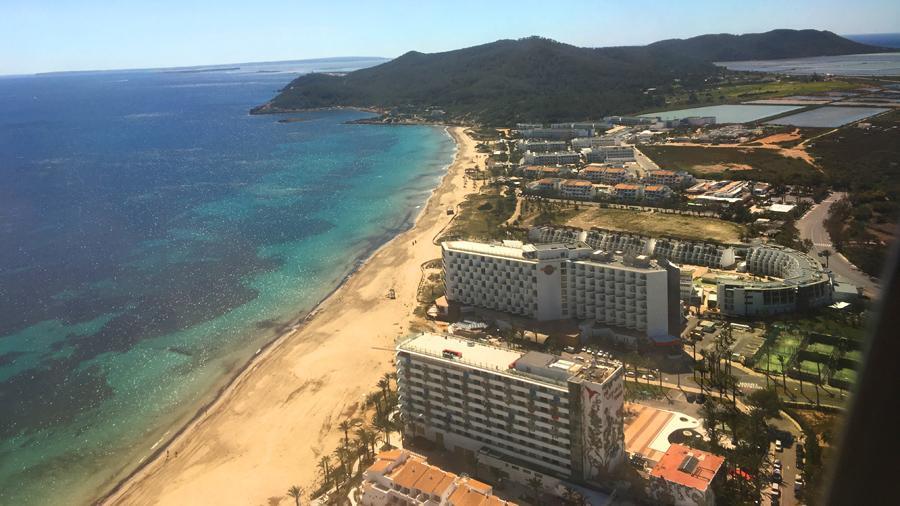 S booking Ibiza 2018 bossa beach