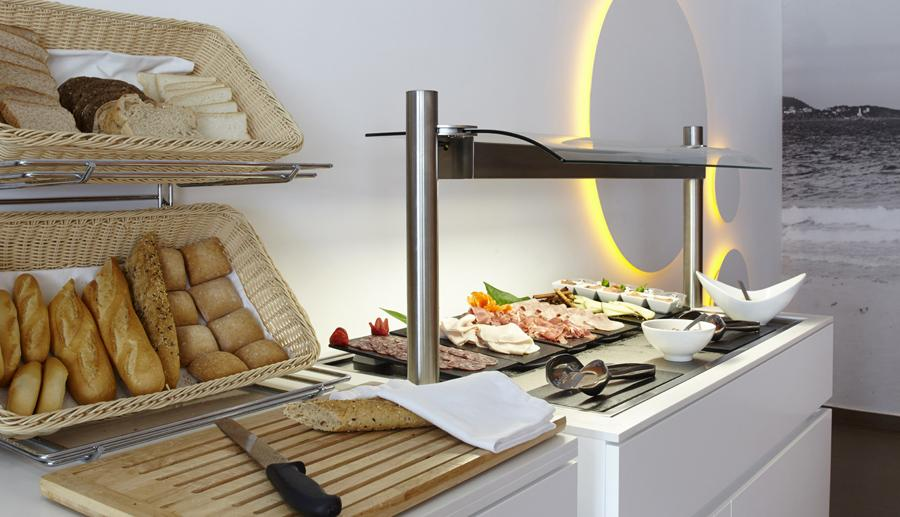 best breakfast Ibiza Sun Apartments