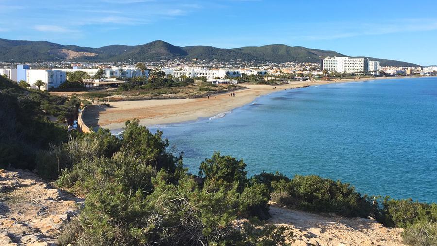 S ibiza 2019 playa bossa