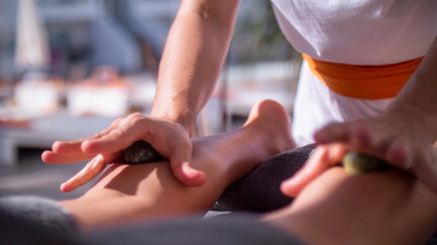 massages ibiza legs playa d'en bossa