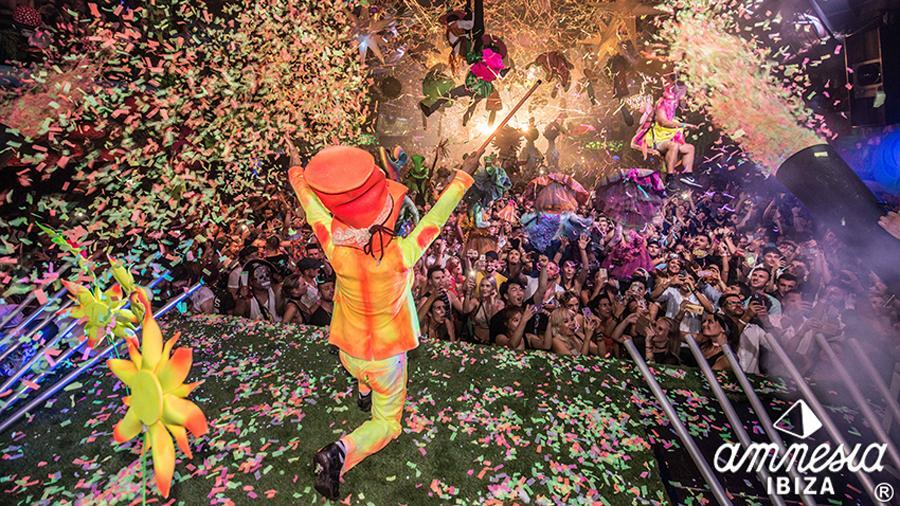 openings Ibiza amnesia