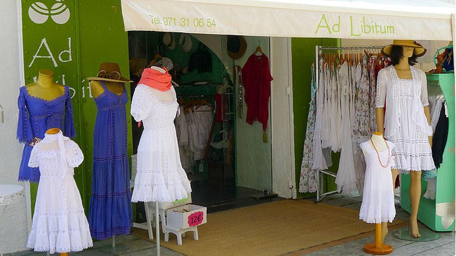shopping ibiza adlibitum