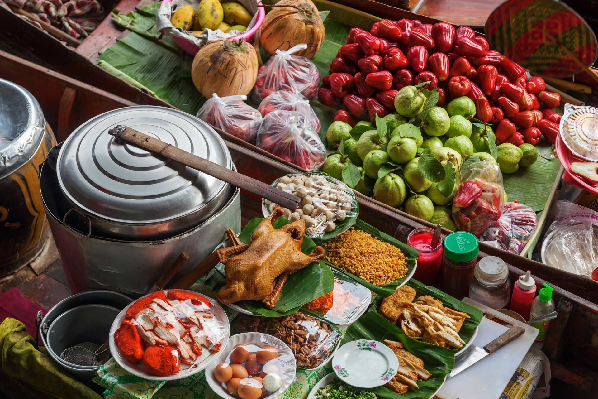 10 curiosities about Thai cuisine